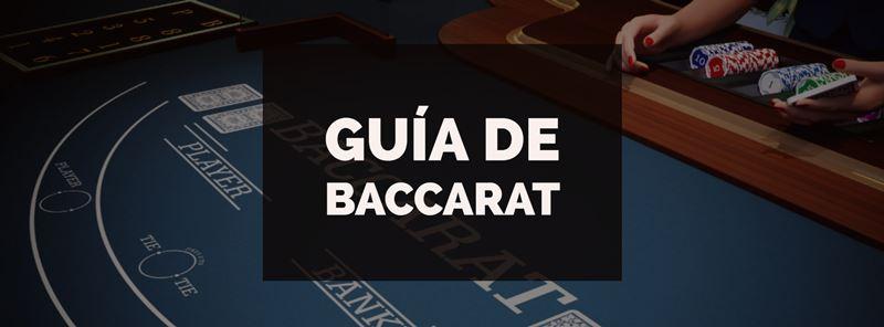 guia para jugar al baccarat