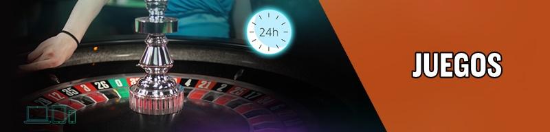 juegos luckia casino