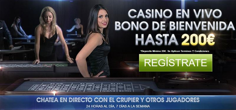 william hill casino en vivo